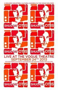 shuggie poster